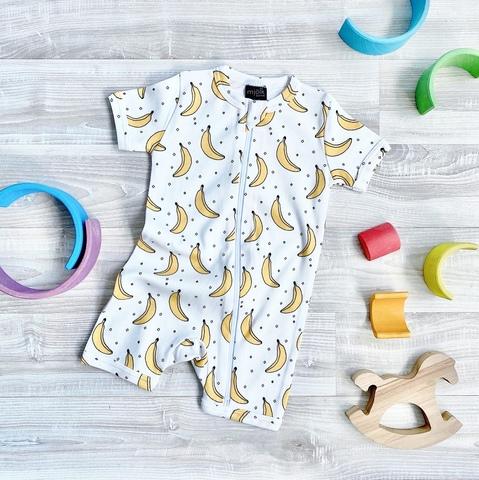 Песочник Mjölk Sleep and Play Бананы