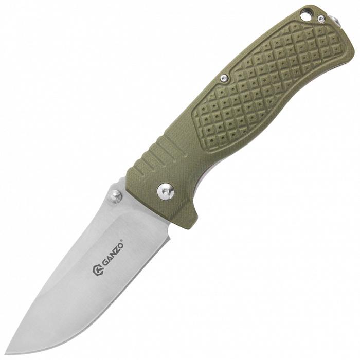 Нож Ganzo G722 зеленый