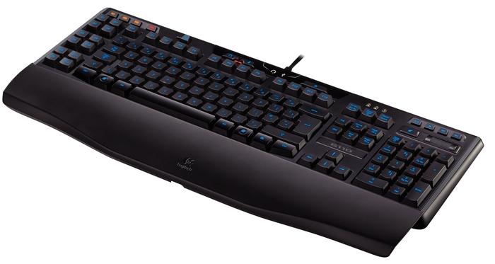 LOGITECH G110 Gaming Keyboard