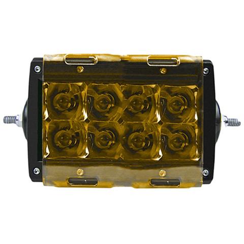 Светофильтр фары  4 янтарный ALO-AC4DA ALO-AC4DA  фото-1