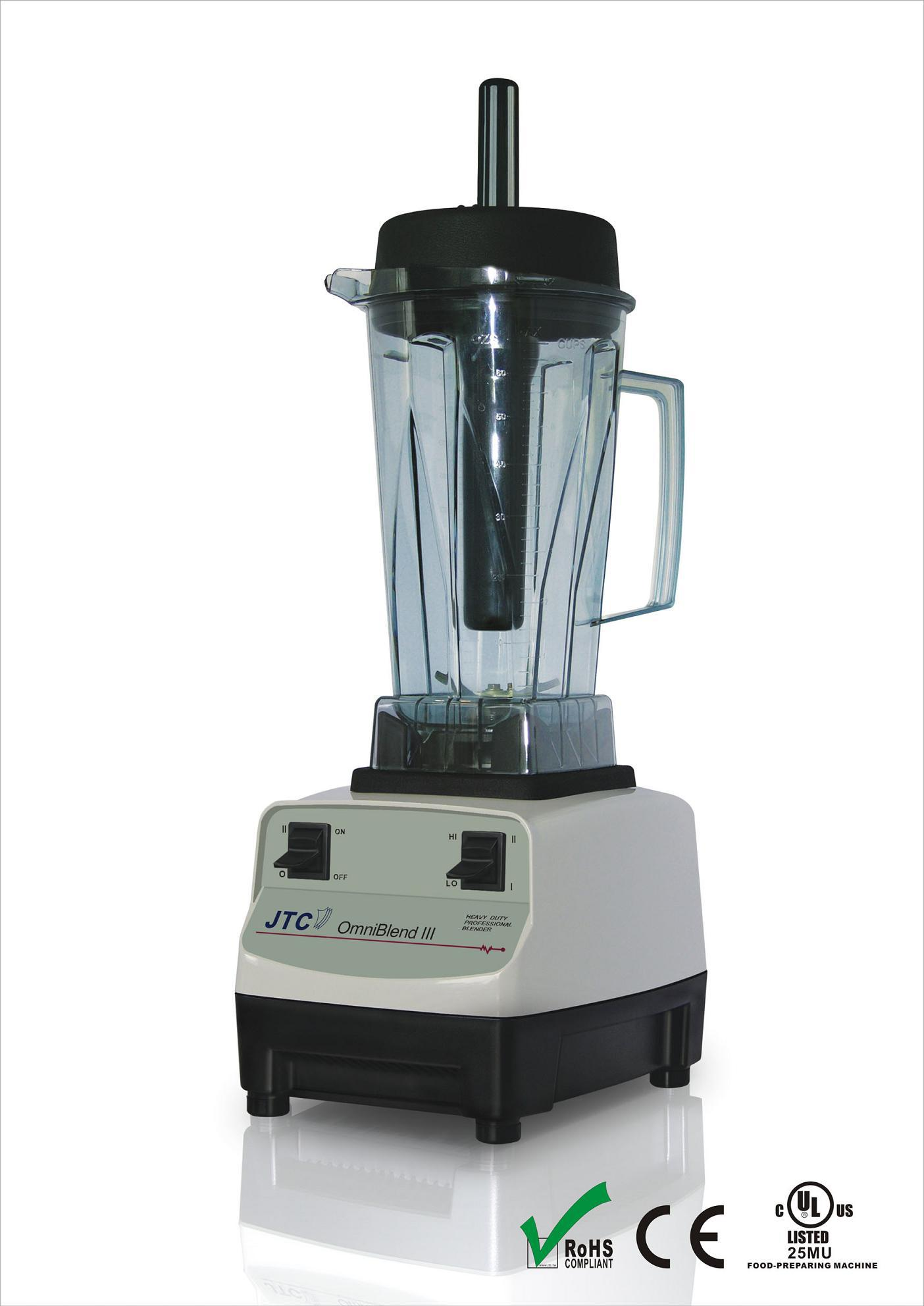 Блендеры JTC OmniBlend Блендер JTC OmniBlend III TM-788 Commercial-Blender-TM-788--1261459357.jpg