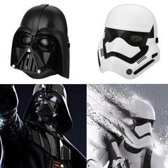 Маски Звездные войны с подсветкой
