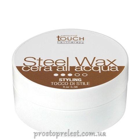 Punti di Vista Personal Touch Steel Wax - Віск-блиск на водній основі для моделювання волосся