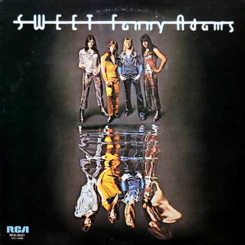 The Sweet / Sweet Fanny Adams (LP)
