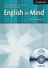 Eng in Mind 4 WB +D/+R