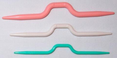 Фото вспомогательные спицы для вязания кос