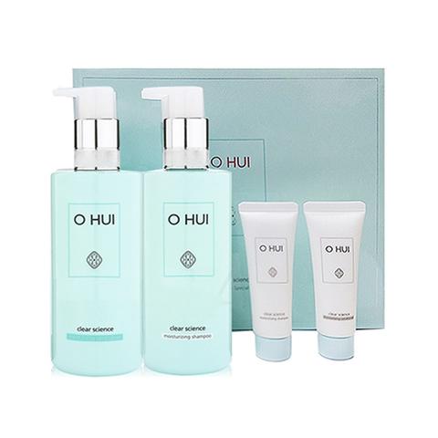 O Hui Clear Science Moisturizing Shampoo & Conditioner