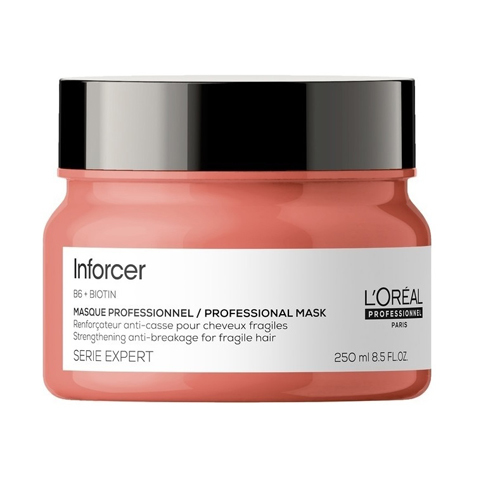 L'Oreal Professionnel Inforcer: Маска против ломкости волос (Anti-Breakage Masque), 250мл/500мл