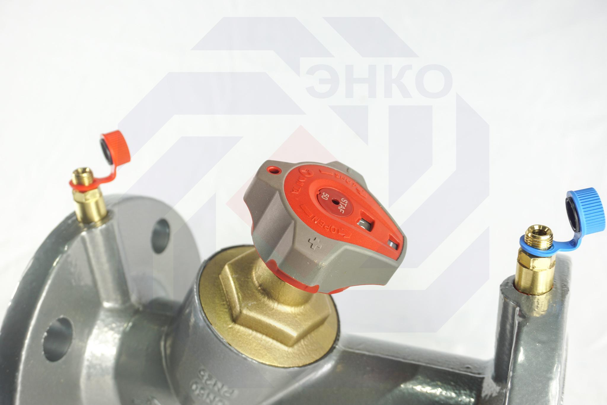Клапан балансировочный IMI STAF DN 150