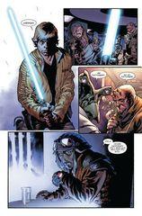Звёздные Войны. Том 2. Столкновение на Луне Контрабандистов
