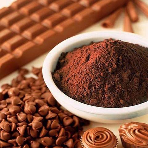 Какао-порошок алкализованный 10/12% Cargil, 100г.