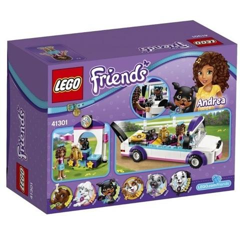 LEGO Friends: Выставка щенков: Награждение 41301 — Puppy Parade — Лего Френдз Друзья Подружки