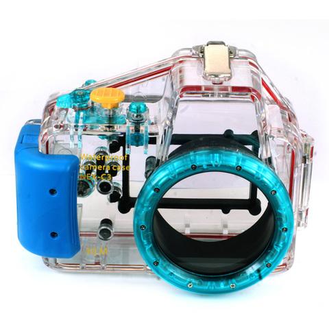 Водонепроницаемый Бокс для подводной съемки для Sony Alpha NEX-C3 (16мм)