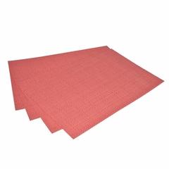 606 FISSMAN Комплект из 4 сервировочных ковриков 45x30см (ПВХ)