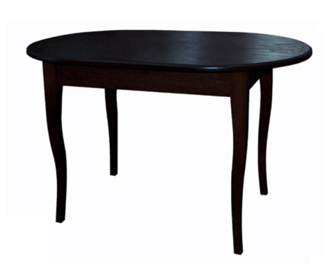 Стол обеденный Лемур деревянный овальный палисандр