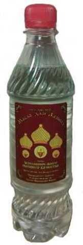 Масло лампадное вазелиновое 0,5 л.