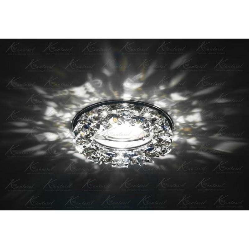Встраиваемый светильник Kantarel Palazzo Farnese CD 044.3.1/19