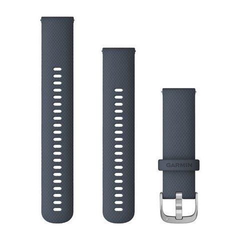 Ремешки силиконовые Quick Release 22 mm