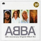 Комплект / ABBA: 30th Anniversary Original Album Box (9 Mini LP CD + Box)