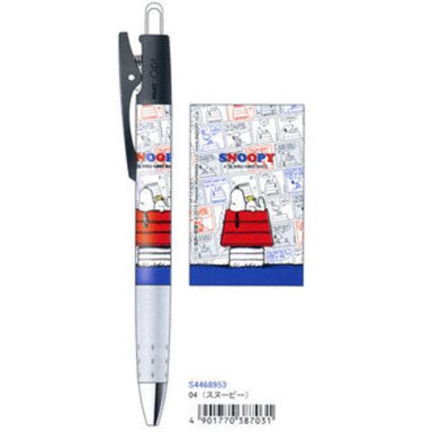 Механический карандаш-шейкер 0,5 мм Sun-Star Opt - Snoopy