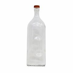 Бутылка 1,75 л с крышкой Водочная