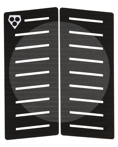 Коврик для серфборда GORILLA Centre Black/Grey