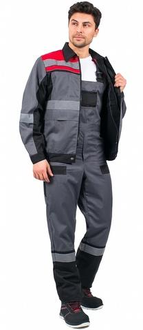 Костюм Виват-2 Премиум (тк.Протек,240 )  куртка,полукомбинезон