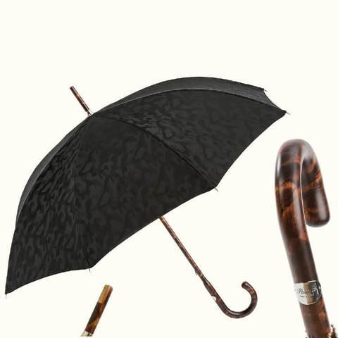 Зонт-трость Pasotti 14211780-142Н- Black Camouflage