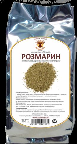 Розмарин (трава, 100гр.) (Старовлав)