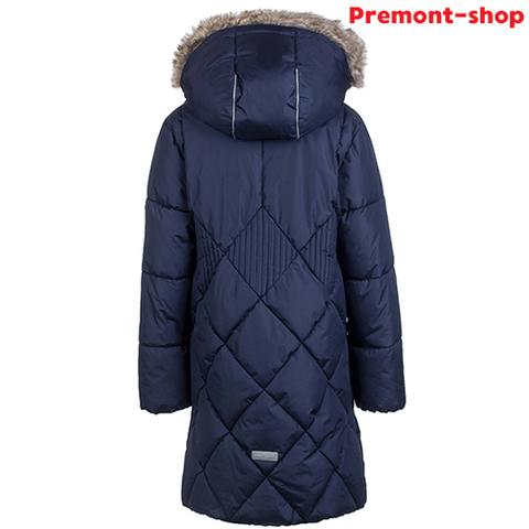 Пальто для девочки Premont Флоранс WP81402