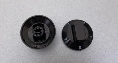Ручка черная, (0-4) для электроплиты Мечта, Злата