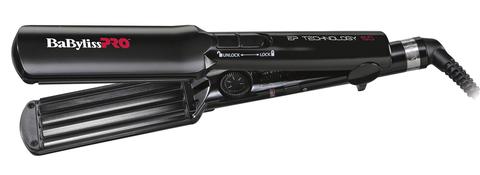 Щипцы-гофре BaByliss Pro EP Technology, 38х90 мм, 50 Вт