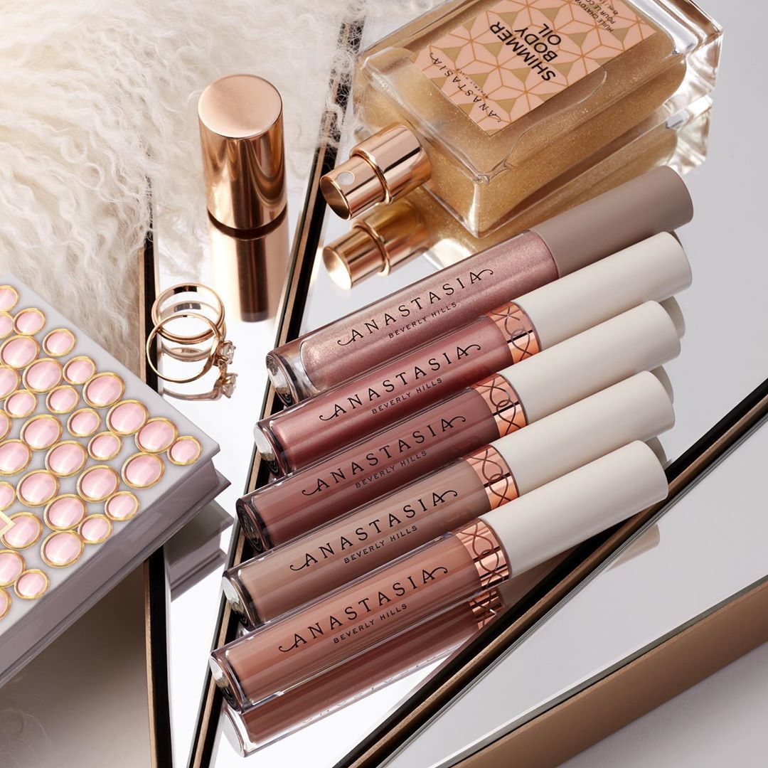 Anastasia Beverly Hills Lip Set Undressed