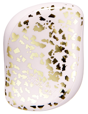 Tangle Teezer Compact Styler Gold Leaf расческа для волос