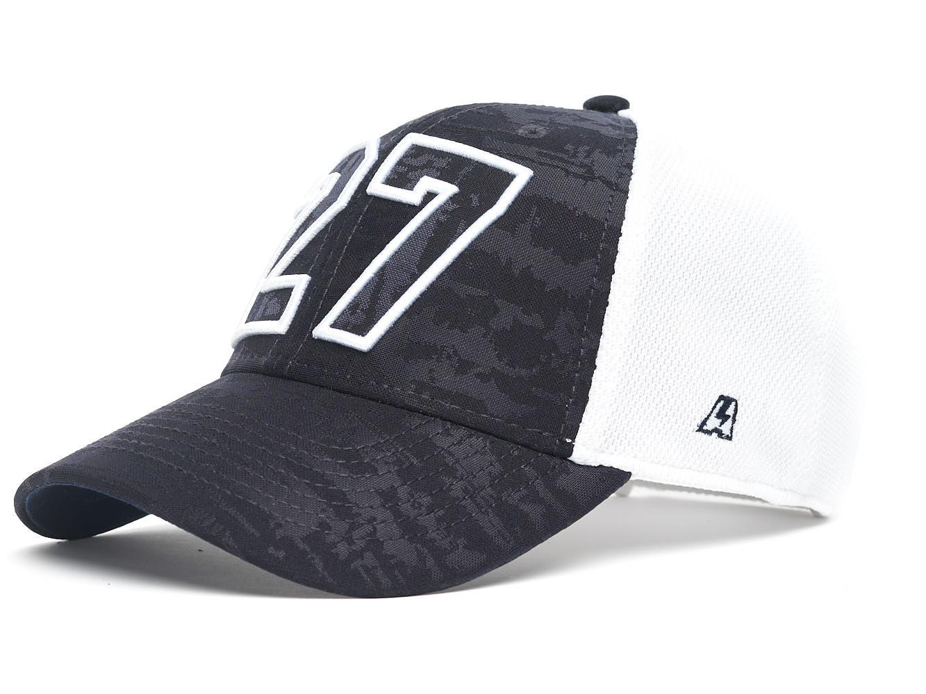 Бейсболка № 27 темно-синяя (размер M)