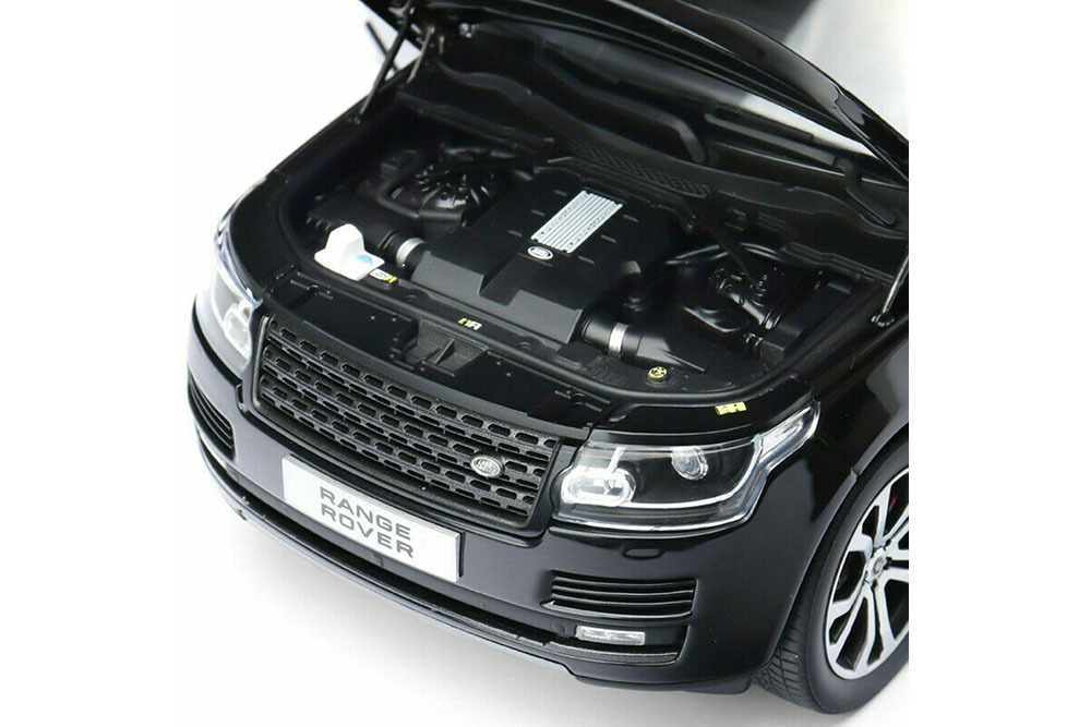 Коллекционная модель RANGE ROVER VOGUE SUPERCHARGE AUTOBIOGRAPHY 2020 BLACK