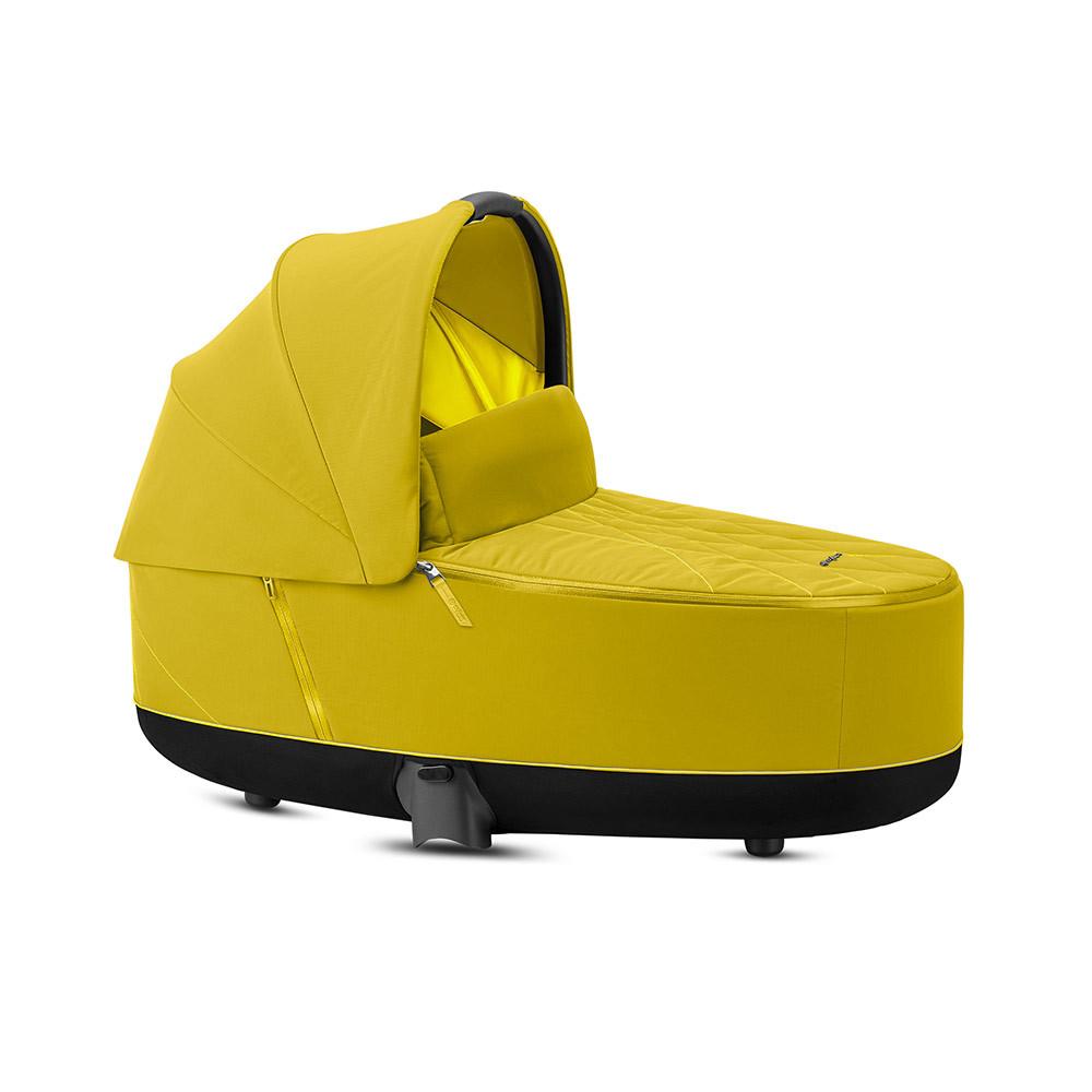 Цвета спального блока Priam Спальный блок Cybex Lux Carrycot  Priam III Mustard Yellow 10269_1_95-PRIAM-e-PRIAM-LUX-Carry-Cot-Design-Mustard-Yellow.jpg
