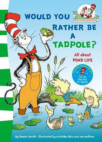 9780007433094 - Would You Rather be a Tadpole?