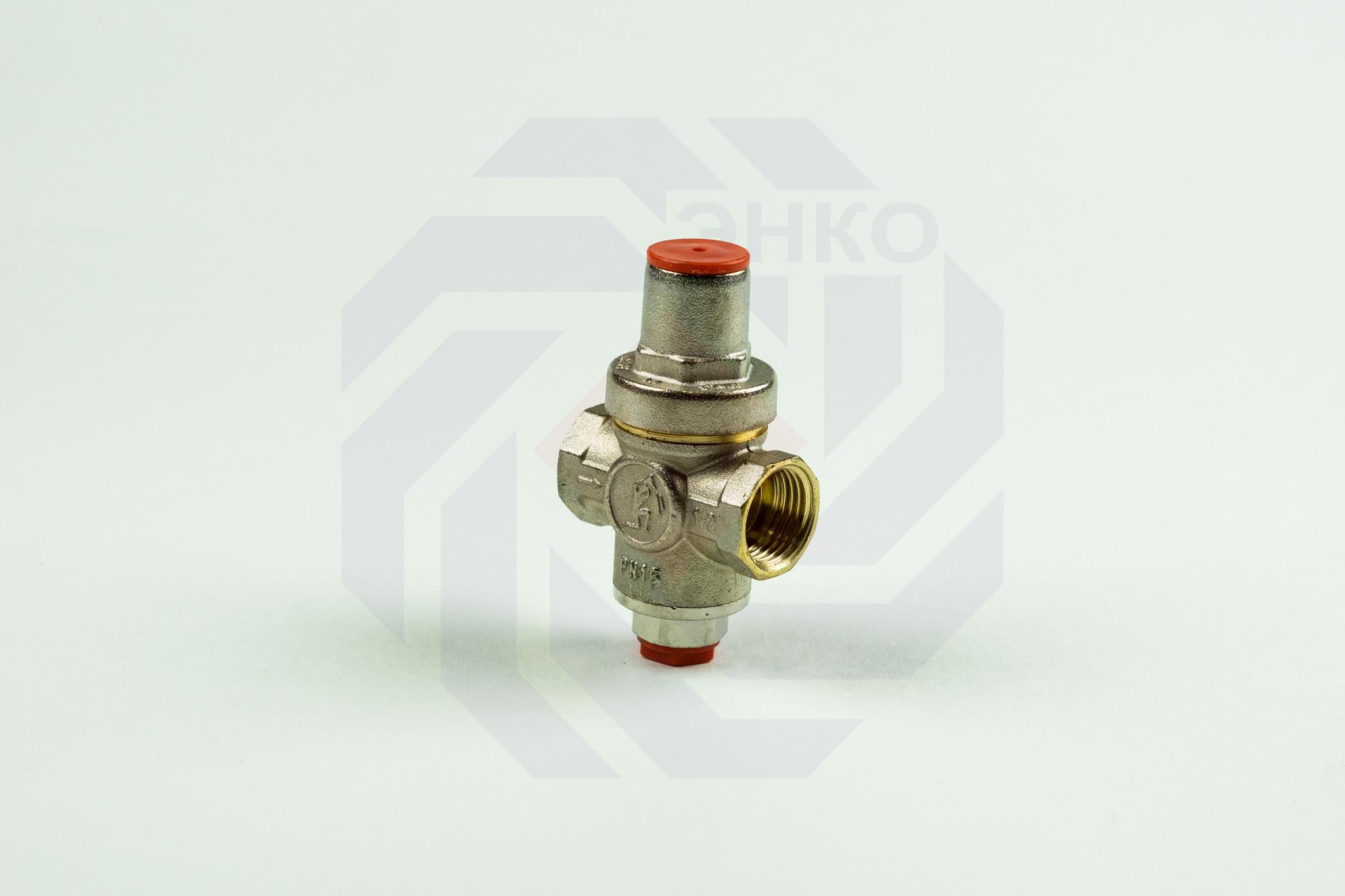 Редуктор давления GIACOMINI R153C 1,5-5 бар ½