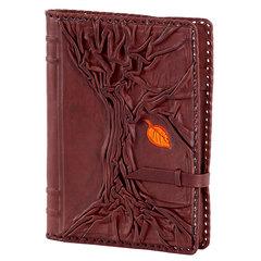 Ежедневник кожаный «Древо Жизни»