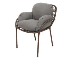 Кресло садовое Illumax Elba Brown