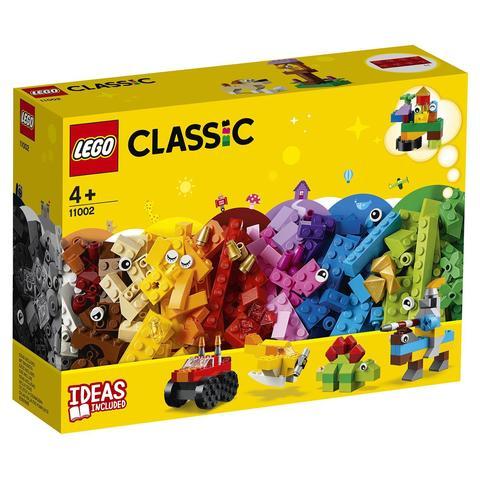 LEGO Classic: Базовый набор кубиков 11002 — Basic Brick Set — Лего Классик