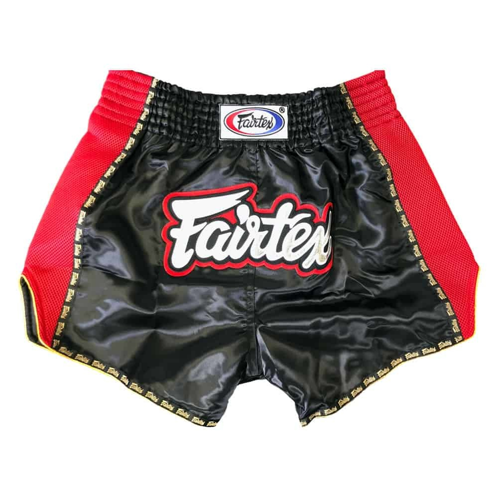 Шорты Шорты Fairtex Muaythai Shorts BS301 Black 1.jpg