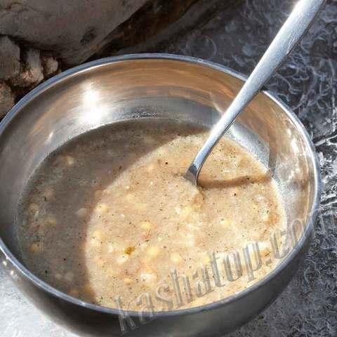Суп гороховый с копчёностями 'Гала-Гала'