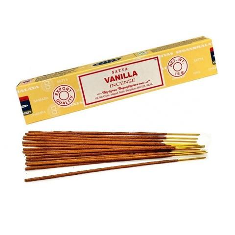 Индийские палочки Satya Vanilla