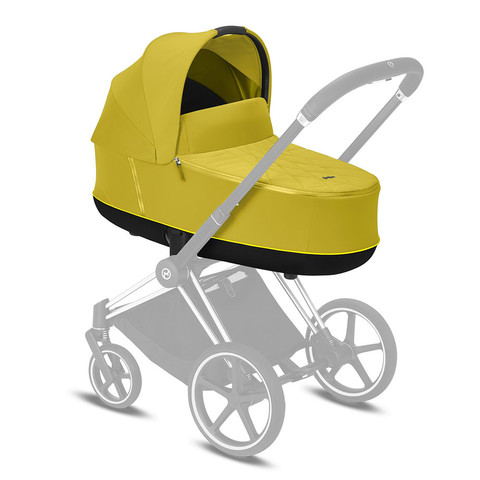 Спальный блок Cybex Lux Carrycot  Priam III Mustard Yellow
