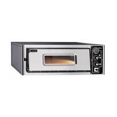 Печь для пиццы ABAT ПЭП-4, (  1000(1014)x846(939)x350(375) мм, 6,24 кВт,  400В ). камера 700х700мм