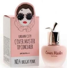 Консилер Baviphat для маскировки недостатков кожи 4 тон сияющий розовый 11 гр