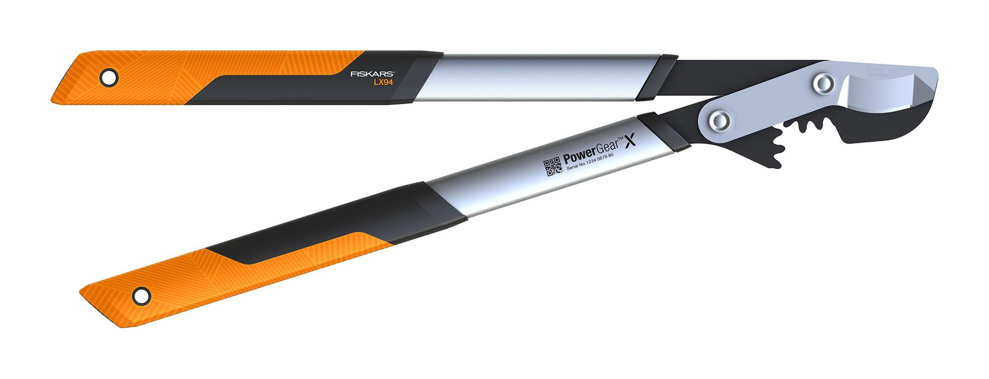 Сучкорез Fiskars PowerGear X LX94 плоскостной, 64 см
