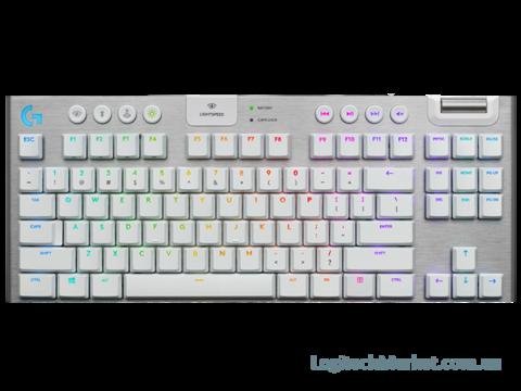 LOGITECH G915 TKL White